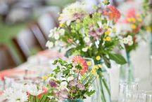 Flowery [Wed]. / by Katy Lee