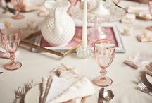 I like weddings. So what? / Pinks and golds and romance / by Rachel Redford