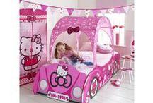 Meisjeskamers / Maak van je dochter een prinsesje en maak haar dromen waar in één van de echte meisjeskamers.