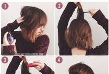 Hair / Favorite hair styles