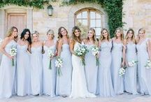 Bridesmaids / Your best girls & Friends forever. Find Bridesmaid dress ideas and inspiration.