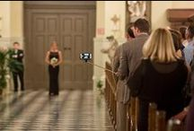 Unplugged Weddings / You've hired a professional wedding photographer, to well, take photos, so do you really want all your guests snapping away too? Have an Unplugged Wedding.