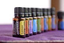 Essential Oils / by Brittany Weretka