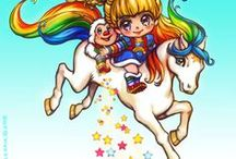 [CHILDHOOD] Rainbow Brite