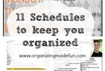 Organizing My Life / Tips for practical living, getting organized at home and in life, and other cool things to try out to add a little more organization to your life. / by Angie | RealLifeAtHome.com