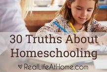 Homeschooling Ideas / Tips, helpful resources, and ideas for homeschooling