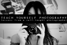 photography knowledge / Every good self-taught photographer starts somewhere... right? / by Dawn Shiree