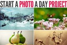 photo challenges and 365 ideas {photography inspiration} / by Dawn Shiree
