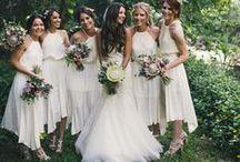 Wedding Bells / Weddings, table decor, flowers, dresses / by Kaeja Riki Grader