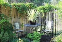 Garden Focal Points