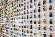 henri loves lego / Legos