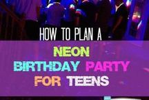 Party Ideas / Ideas for parties for kids and adults of all ages