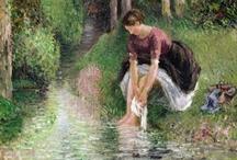 Pissarro Paintings