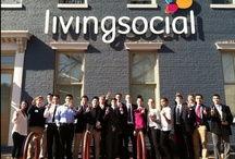 University Relations  / We're on the road to find rock star college students!  / by LivingSocial Careers
