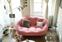 vintagerie, modernity / home. gathering ideas / by Irina Peicu