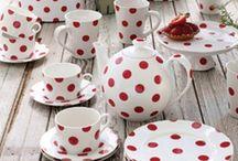 polka dots lovely