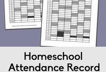 Homeschool Planning and Organization / by Angie | RealLifeAtHome.com