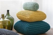 Sewing ♥ Cushions & Pillows / Sewing & Decorative Ideas