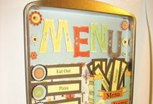 Menu Planning / Helpful ideas for menu planning, especially for busy families!
