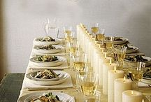 Home - Table Setting / by Reema Olive