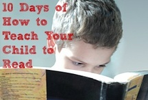 teaching littles to read & write / by Dawn Shiree