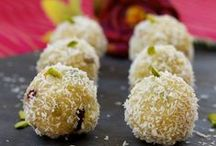 Food ♥ Indian Sweets / by Reema Olive