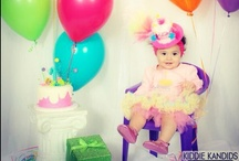 lil diva birthday parties / by Tiffany Hughey