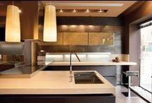 Cook / Kitchen / by Catherine Mesina
