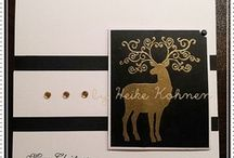Christmas cards and things