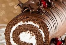 food ♥ christmas sweets / by Reema Olive