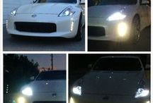 Nissan LED Lights / by iJDMTOY.com Car LED