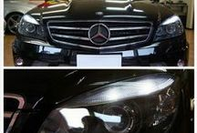 Mercedes-Benz LED Lights / by iJDMTOY.com Car LED