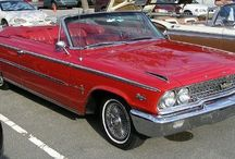 50s-60s Cars