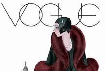 Vogue Covers / by Les Cousins