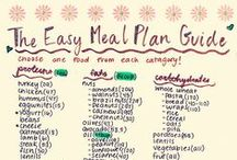Healthy Meal Planning / by Marcia Shepherd