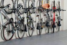 bike storage / Bike storage