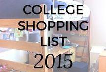 College Checklist / by Lauren Bullock