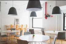 purewow / Check out PureWow's brand new office spaces, decorated by Homepolish using CB2.