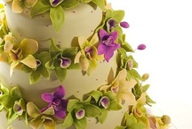 Let Them Eat Cake / Gorgeous cakes, edibles, cupcakes and an occasional cookie fr good measure;)