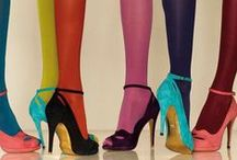 Pallette posse / Inspiring color combinations