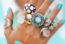 Rings rings rings / rings, fashion, accessories