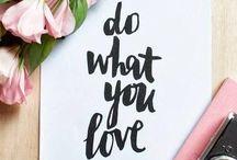Awe | Inspiring Words / by Alyssa Davis