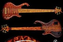 Basses / by Jens Ritter
