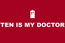 Yes, Doctor / 10 is my Doctor, but props to the rest! This is my Who obsession board! / by Angela Cano