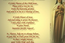 St. Therese,My Little Flower
