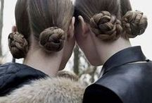 Braids, Top Knots, Updos, Hair How-to's / by Beauty Binge