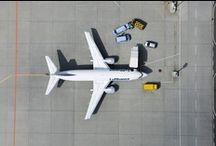 Airports/Airplane/Flight / by Junior Farias