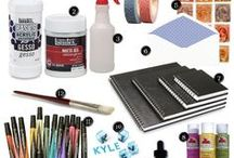 Art Supply Must Haves