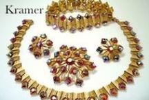 Costume Jewelry Kramer / by Christine Proudlock
