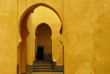 Morocco / by Yellow Scarf and a Suitcase